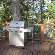 Ainslie Point Cottage exterior impressions of vacation rental on Pender Island | Southern Gulf Islands | Canada