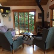 Ainslie Point Cottage interior impressions of vacation rental on Pender Island | Southern Gulf Islands | Canada